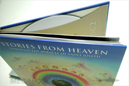 christian book 2 cds publishing 2cd book hardbound