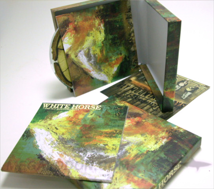 deluxe box cds jacket cards poster book
