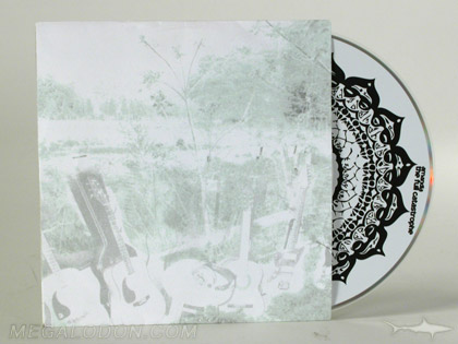 uncoated inner sleeve for cd packaging