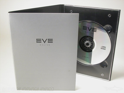 metallic ink digipak 6pp with embossing