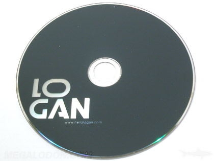 disc spot varnish matte printing disc face cd dvd special effect