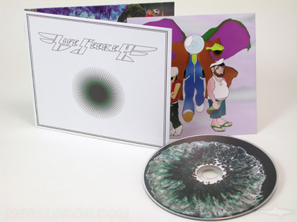 Full Color 4C CD Inner Sleeve