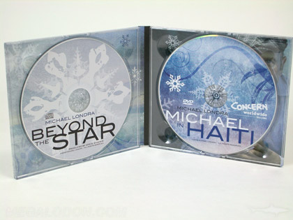 double disc digipak 2CD set