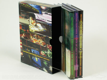 Multidisc Slipcase Set 3 volume box set