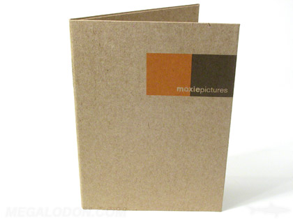Matte dvd fiberboard packaging with magnets