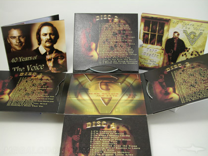 3disc cd or dvd set cross shaped jacket configurable for one to five discs multidisc packaging 3 disc cd or dvd