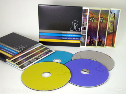 multidisc slipcase 4cd set