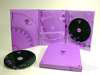 Photo of Anna Sui Marketing CD, 6pp Tall Traypak, 2 disc set, diag lit pocket, slipcase, PIPS