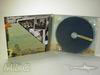 Photo of vintage, antque look cd album